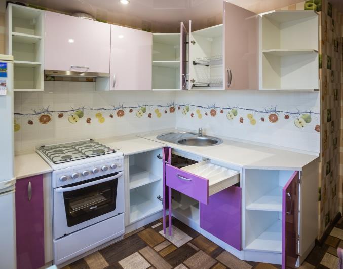 кухни стеклодом пермь фото